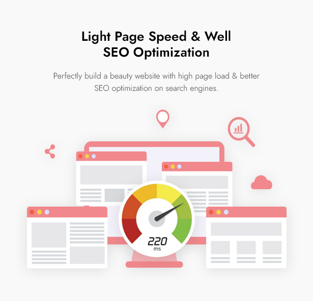 Beautifo Beauty WooCommerce WordPress Theme - Light Speed Beauty Spa Website