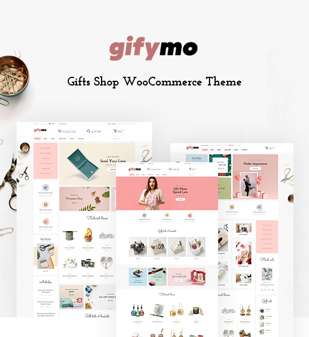 Best Giftshop WooCommerce Theme