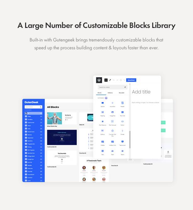 Jenik Gutenberg Fashion WooCommerce Theme - Customizable Blocks - 3
