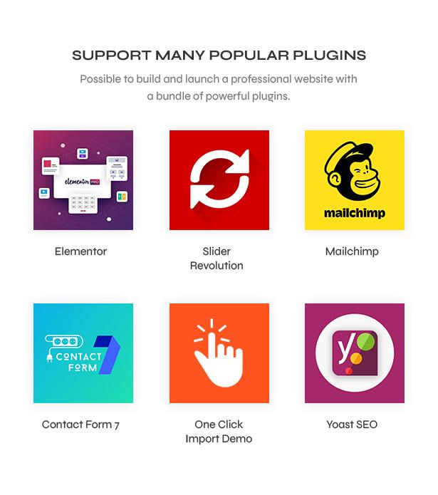 Plugins Sport shop Woocommerce Wordpress Theme