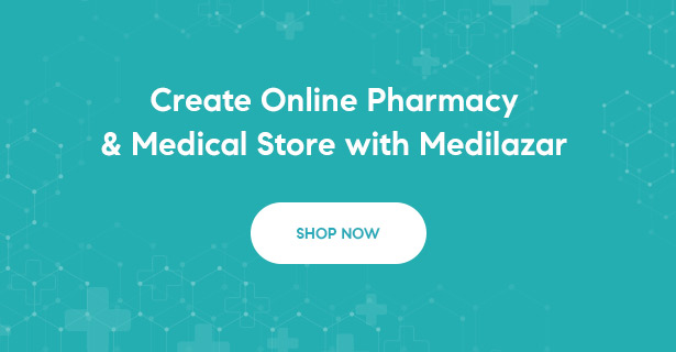 Medilazar Pharmacy WooCommerce WordPress Theme - Purchase Medilazar